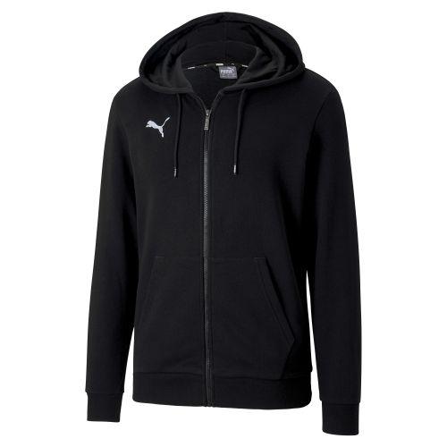 Puma Team Goal Casuals Jacket - Noir