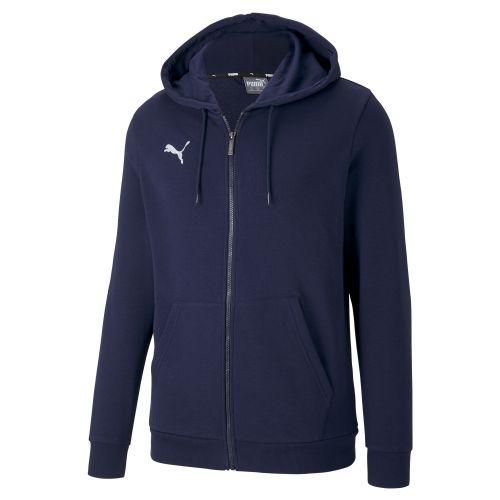 Puma Team Goal Casuals Jacket - Bleu Marine