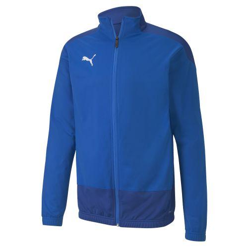 Puma teamGoal Training Jacket - Bleu Royal