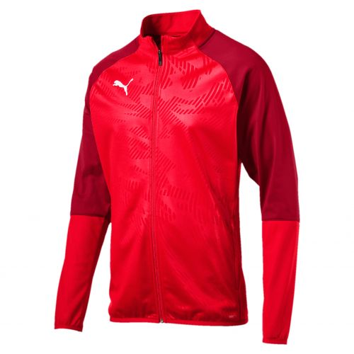 Puma CUP TRG Poly Jacket Core - Rouge