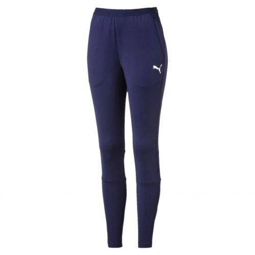 Puma team Liga Training Pants Femme - Bleu Marine