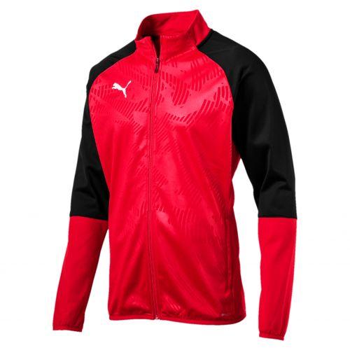 Puma CUP TRG Poly Jacket Core - Rouge & Noir