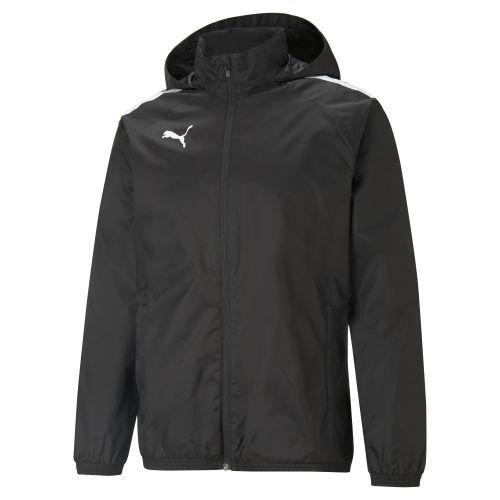 Puma teamLIGA All Weather Jacket - Noir