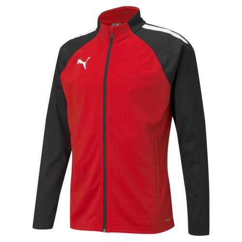 Puma team LIGA Training Jacket - Rouge & Noir