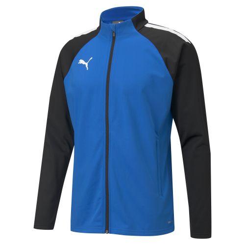 Puma team LIGA Training Jacket - Bleu Royal & Noir