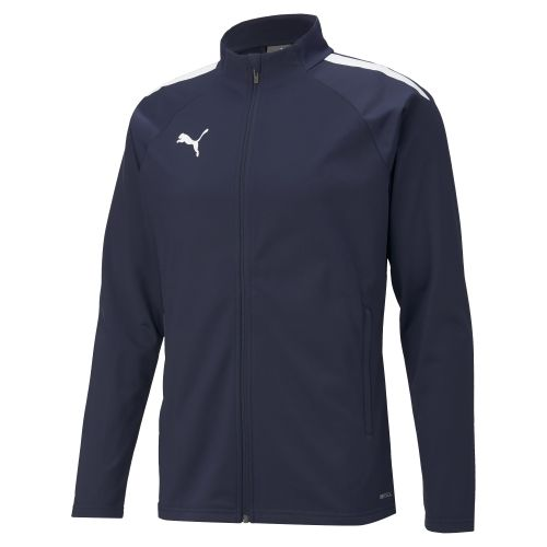 Puma teamLIGA Training Jacket - Bleu Marine