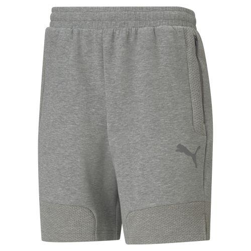 Puma teamCUP Casuals Shorts - Gris chiné
