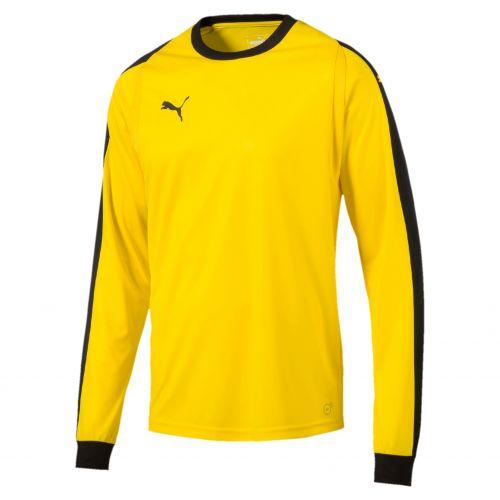 Puma teamLIGA GK Shirt - Jaune & Noir