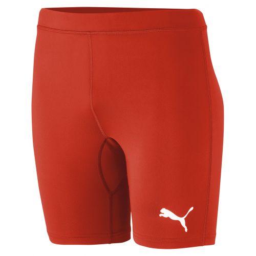 Puma teamLIGA Baselayer Short Tight - Rouge