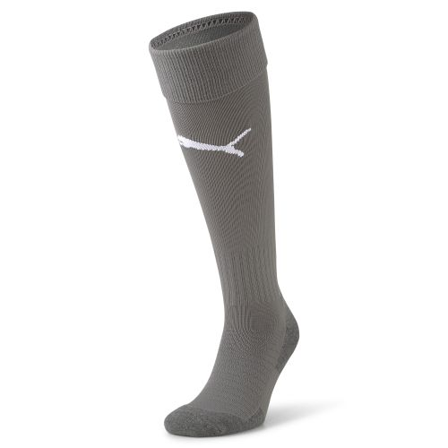 Puma teamLIGA Socks Core - Gris Foncé