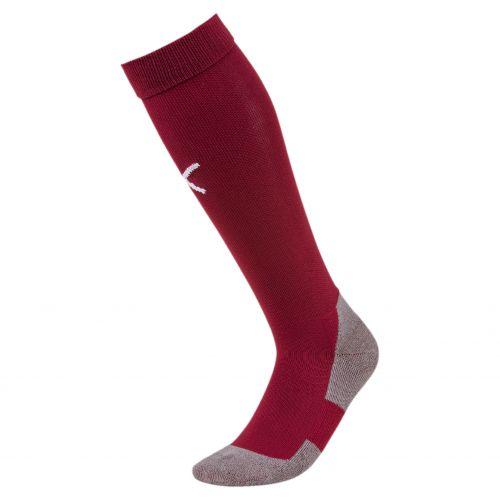 Puma teamLIGA Socks Core - Bordeaux