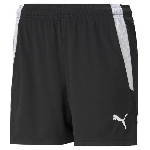Puma teamLIGA Short - Noir & Blanc W