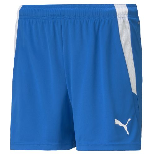 Puma teamLIGA Short - Bleu Royal & Blanc W