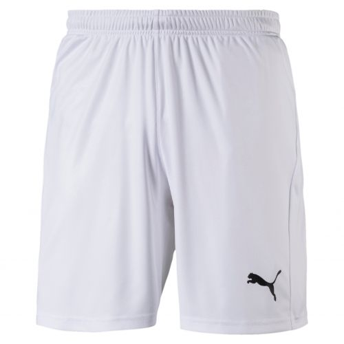 Puma teamLIGA Short Core - Blanc