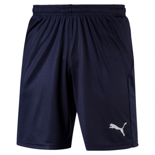 Puma teamLIGA Short Core - Bleu Marine