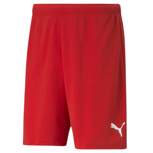 Puma teamRISE Short  - Rouge
