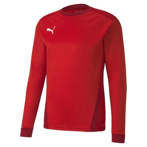Puma teamGOAL  Jersey LS - Rouge