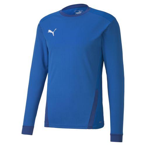 Puma teamGOAL  Jersey LS - Bleu Royal
