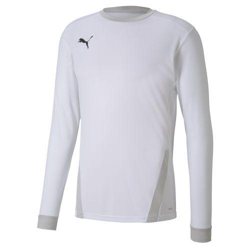 Puma teamGOAL  Jersey LS - Blanc
