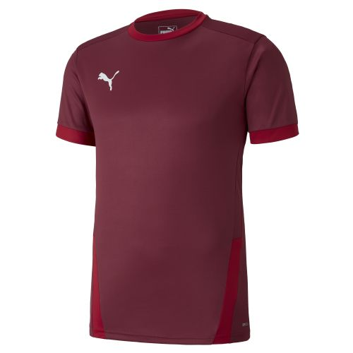 Puma teamGOAL Jersey - Blanc & Rouge