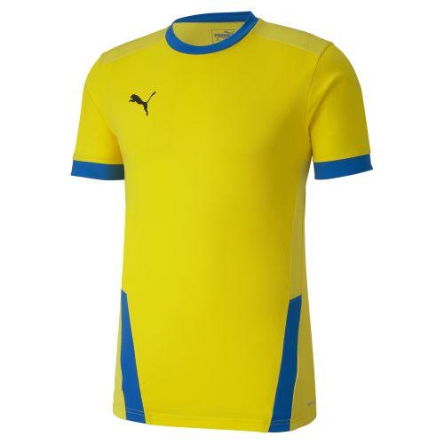 Puma teamGOAL Jersey - Jaune & Bleu
