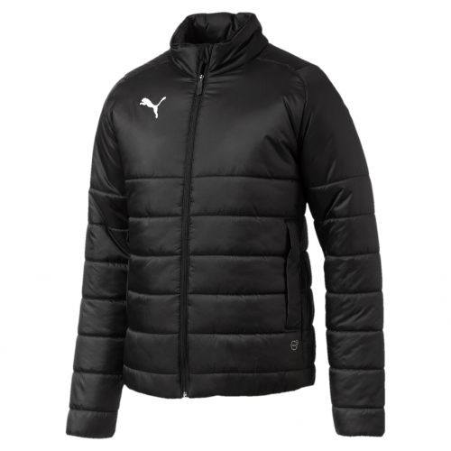 Puma LIGA Casuals Padded Jacket - Noir