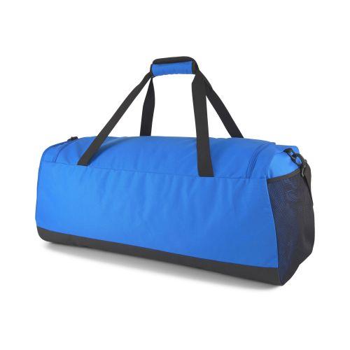 Puma teamGOAL Teambag L - Bleu & Noir
