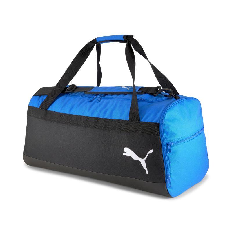 Puma teamGOAL Teambag M - Bleu Royal & Noir