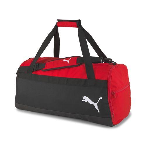 Puma teamGOAL Teambag M - Rouge & Noir
