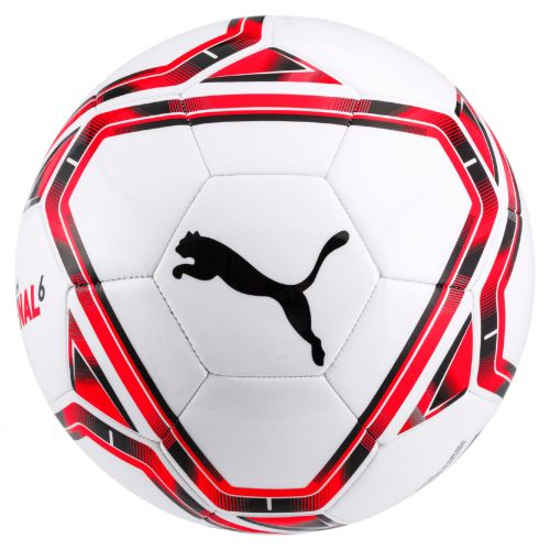 Puma teamFINAL 21.6 HS Ball Blanc & Rouge