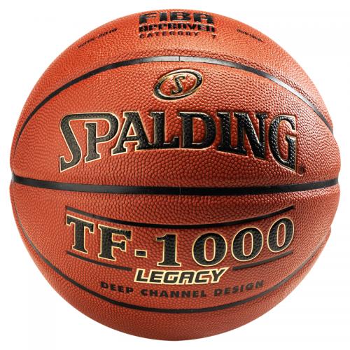 Spalding TF1000 Legacy FIBA - Taille 5