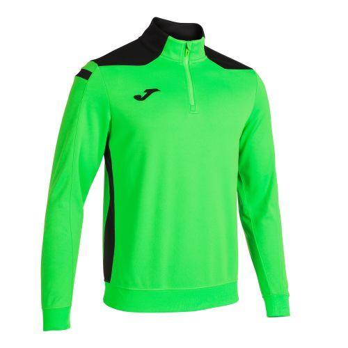 Joma Champion VI Sweatshirt - Vert & Noir