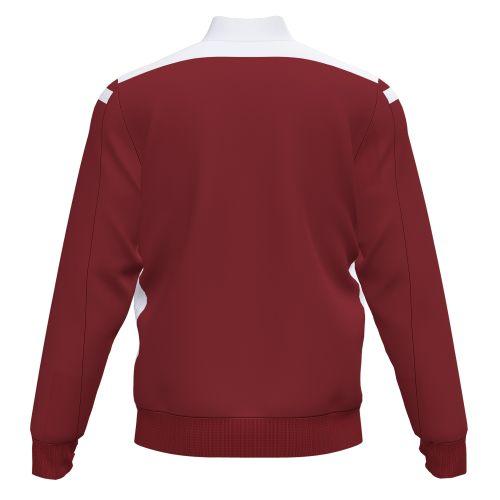 Joma Champion VI Sweatshirt - Bordeaux & Blanc