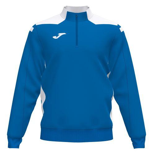 Joma Champion VI Sweatshirt - Royal & Blanc