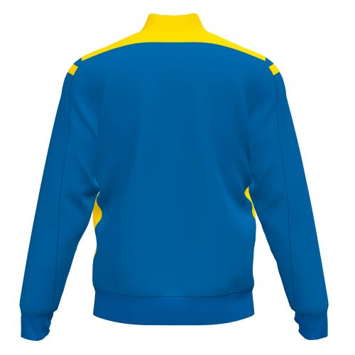 Joma Champion VI Sweatshirt - Royal & Jaune