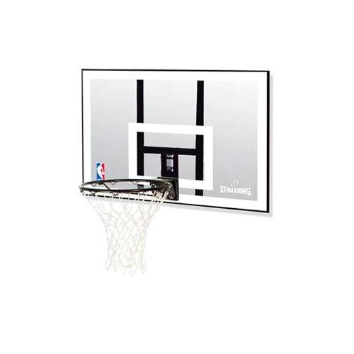 Spalding NBA Planche Acrylic transparente