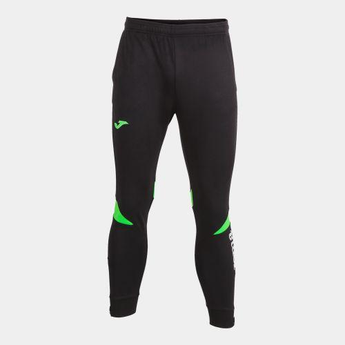 Joma Champion VI Pantalon - Noir & Vert