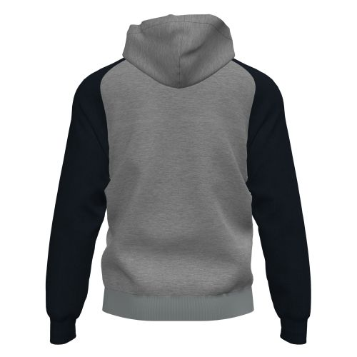 Joma Academy IV Hoodie Jacket - Gris & Noir