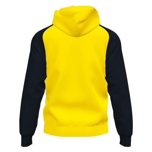Joma Academy IV Hoodie Jacket - Jaune & Noir
