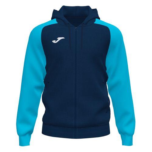 Joma Academy IV Hoodie Jacket - Bleu