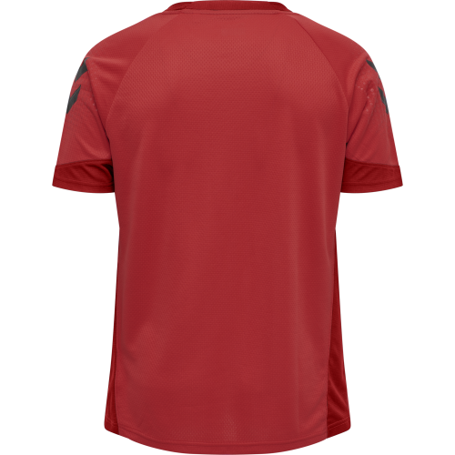 Hummel LEAD Poly Jersey - Rouge