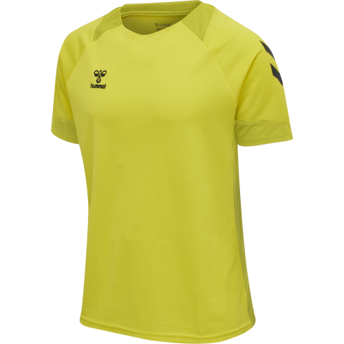 Hummel LEAD Poly Jersey - Jaune