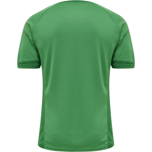 Hummel LEAD Poly Jersey - Vert