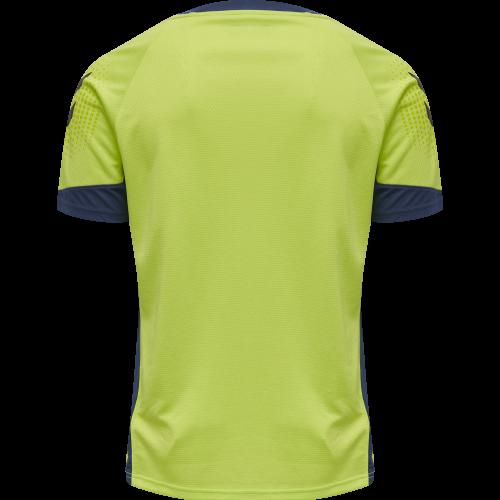 Hummel LEAD Poly Jersey - Vert Fluo