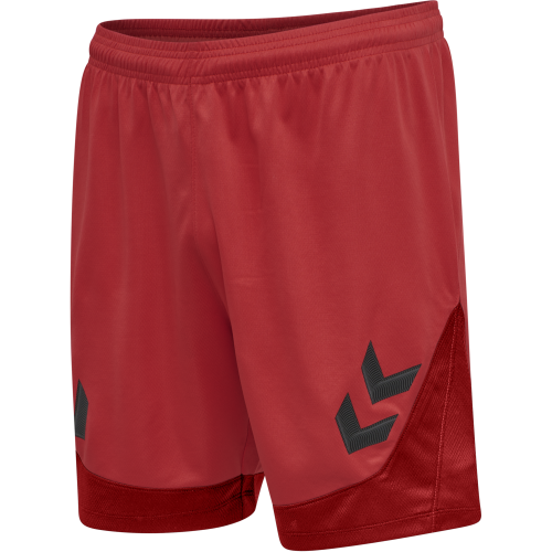 Hummel LEAD Poly Short - Rouge