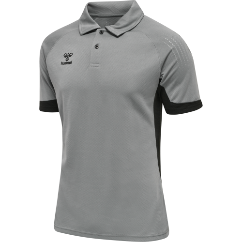Hummel LEAD Functional Polo - Noir