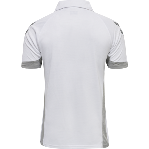 Hummel LEAD Functional Polo - Blanc