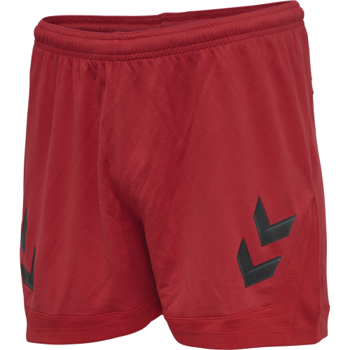 Hummel LEAD Poly Short  Womens - Rouge