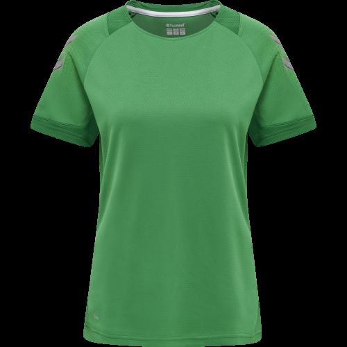 Hummel LEAD Poly Jersey Women - Vert