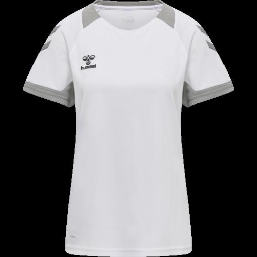 Hummel LEAD Poly Jersey Women - Blanc